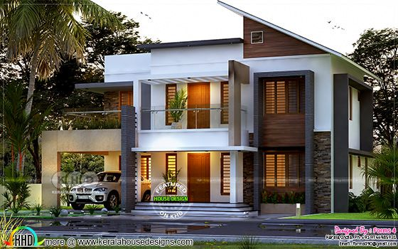 4 BHK, $50,000 estimated cost home plan