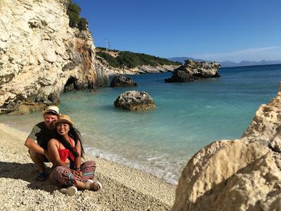 Przepiekna Grecka wyspa Zakynthos