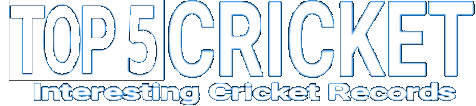 Top 5 Cricket - Hindi Cricket News, IPL, Records, ICC Rankings