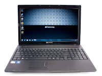 Laptop Gateway NV55C03u Review Specifications