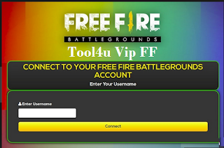 Vip FF Tool4u, Hack diamond 10000 and Coins Tool 4u. vip/ff