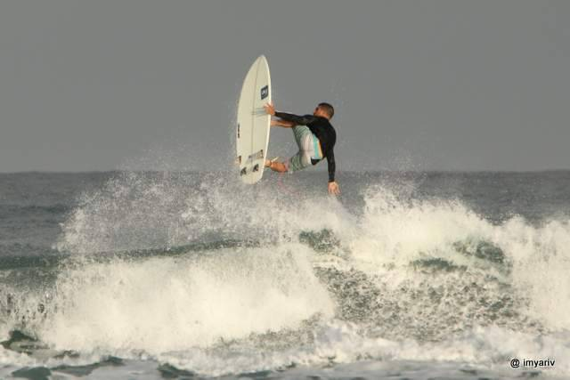 Surfing Photos Israel