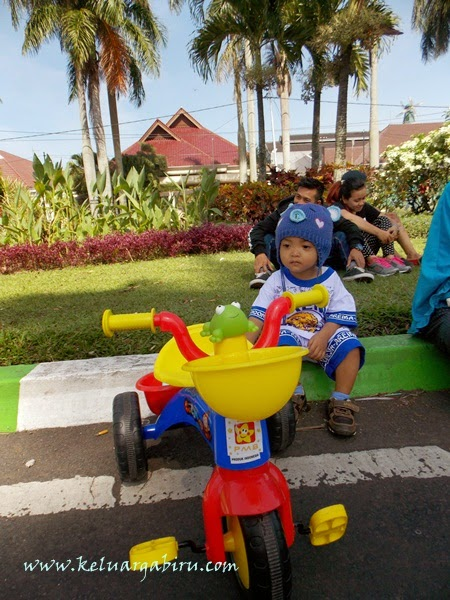 Car Free Day Malang