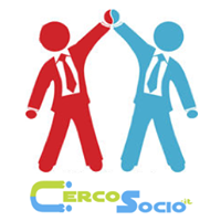 cerco socio business affari
