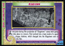 My Little Pony Klugetown MLP the Movie Trading Card