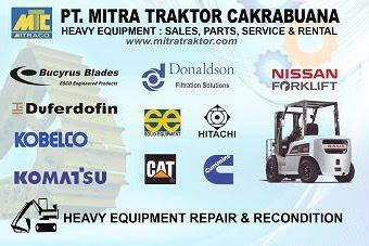 Lowongan Kerja Pekanbaru : PT. Mitra Traktor Cakrabuana Agustus 2017