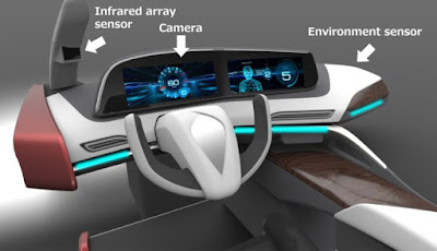 باناسونيك تستعمل الذكاء الصناعي للحفاظ على السائقين