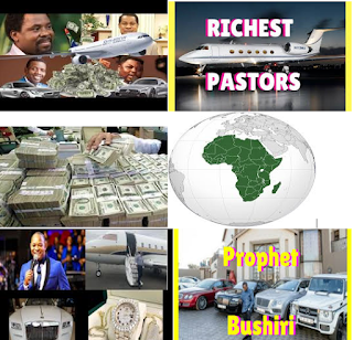 List Of Richest Pastors In Africa 2019