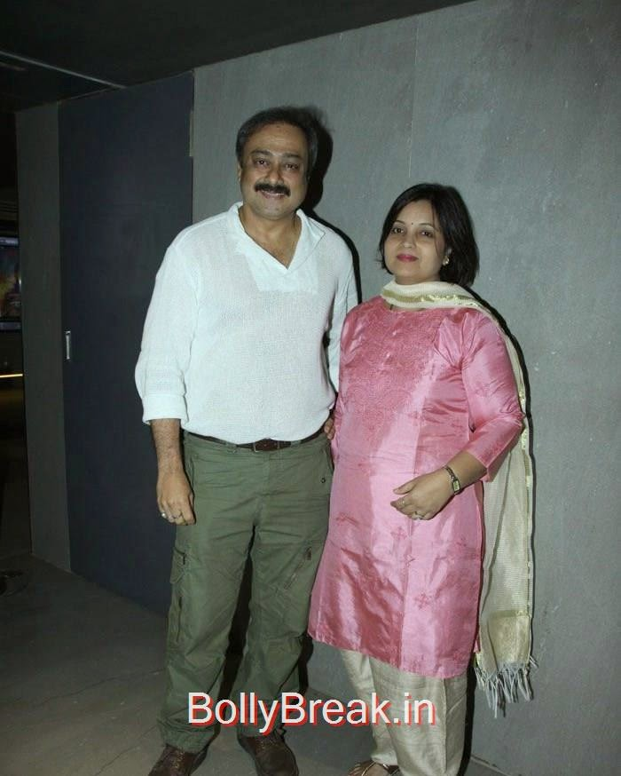 Sachin Khedekar, Pics from 'Baji' Marathi Movie Premier Photo Gallery