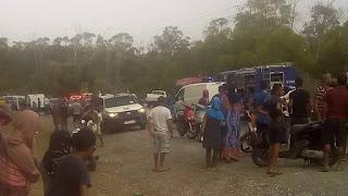 وفاة خمسة أشخاص في حادث مرور