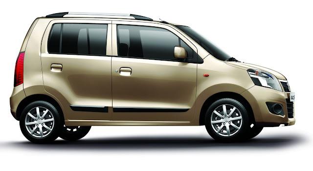 Maruti Suzuki Wagon R 1.0 Images, Interior & Exterior Photo Gallery
