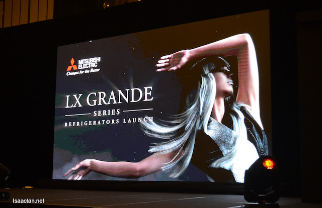 Excited, anticipating the launch and unveiling of the LX Grande