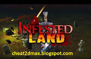 Infested Land on facebook