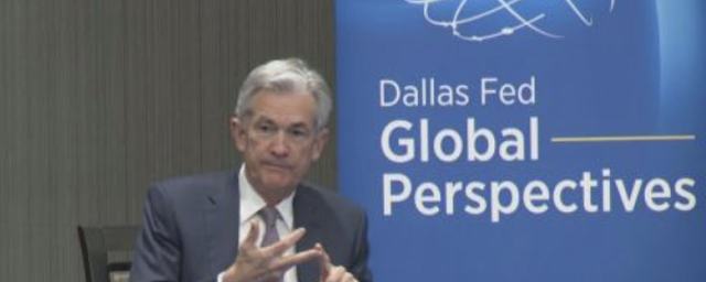 Powell credits Fed policy for the US economy being 'in a good place'