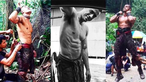 Puas Berlakon Tak Pakai Baju, Zul Ariffin Sukakan Cabaran