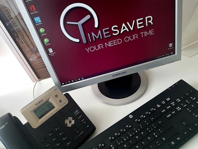 time saver computador trabalho cowork vila franca de xira