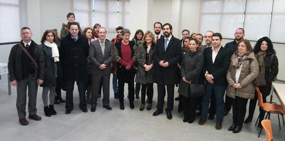 Nueva oficina de empleo de valdemoro es por madrid for Oficina de empleo azca madrid