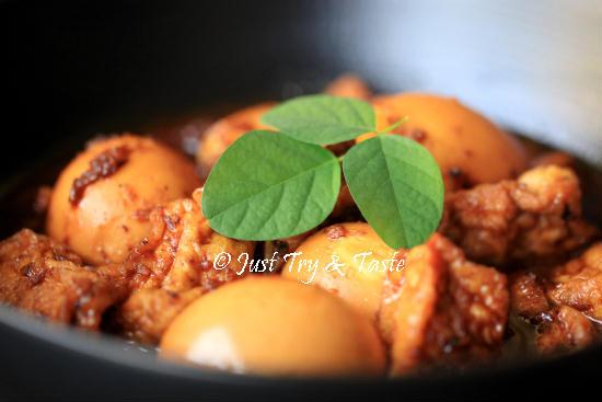 Resep Semur Tahu Telur a la My Mom JTT