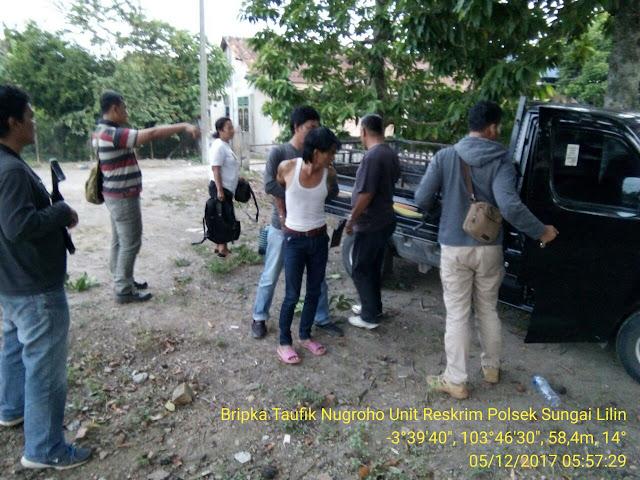 Arpani Pelaku Penganiayaan Diamankan Kepolisian