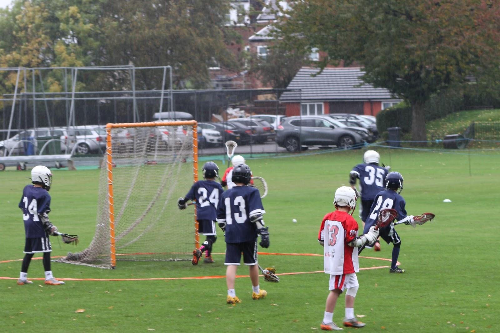 Stockport Lacrosse Club Juniors: October 2015