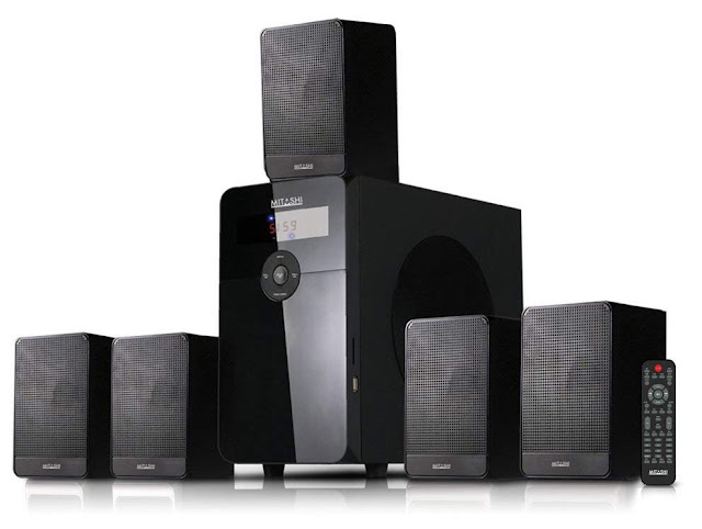 Best 5.1 Home Theater System Under Rs 10000
