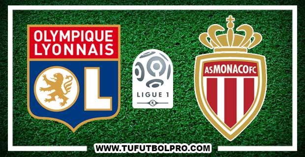 Ver Olympique Lyon vs Mónaco EN VIVO Por Internet Hoy 13 de Octubre 2017