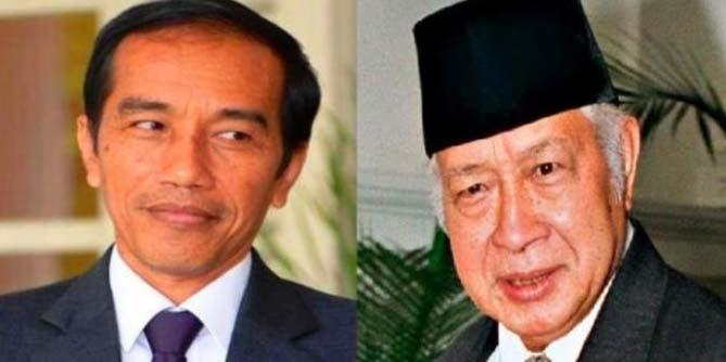 Kondisi Perekonomian Seperti Tahun 1997, Sinyal Jokowi Bakal Turun di Tengah Jalan?