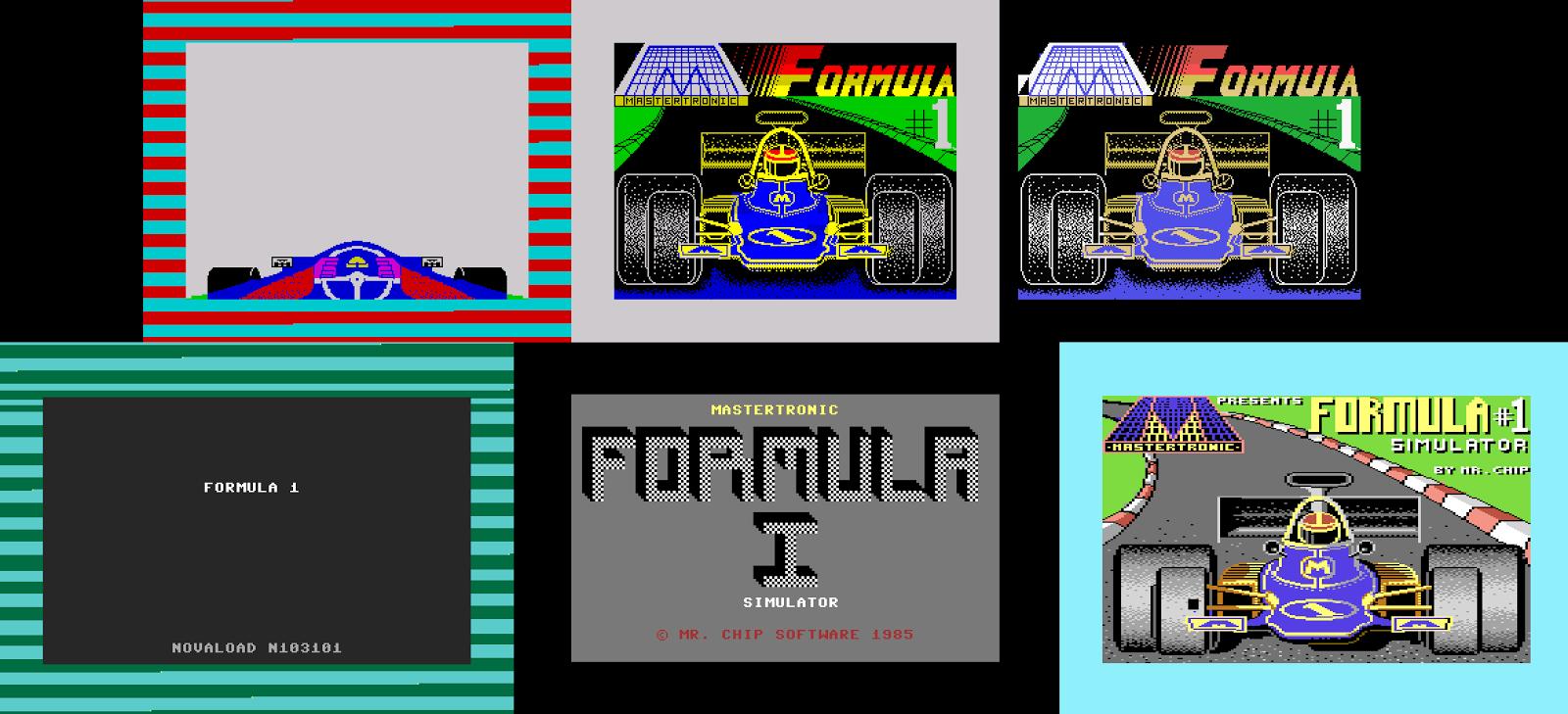 FRGCB - Finnish Retro Game Comparison Blog: TWOFER #14