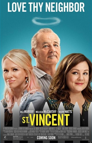 St. Vincent DVDRip Latino
