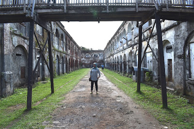 wisata sejarah benteng fort willem pendhem ambarawa semarang jawa tengah nurulsufitri mom lifestyle blogger traveling