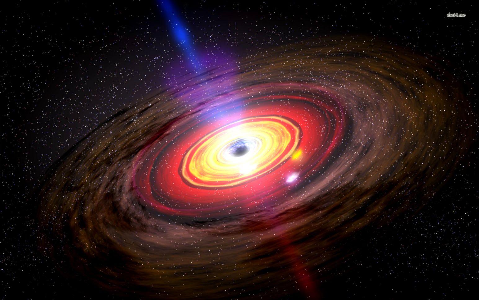 Space Black Hole Hd Wallpaper Wallpaper Gallery