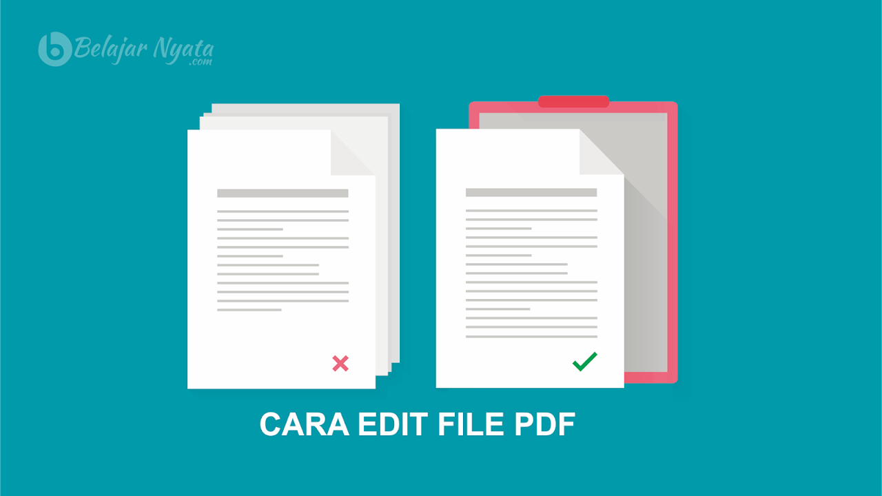 Cara Mengedit File Pdf Dengan Cepat Untuk Pemula Bncom