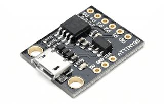 Digispark ATtiny85 com IDE Arduino