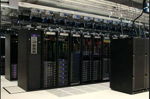 Hệ thống máy chủ chất lượng