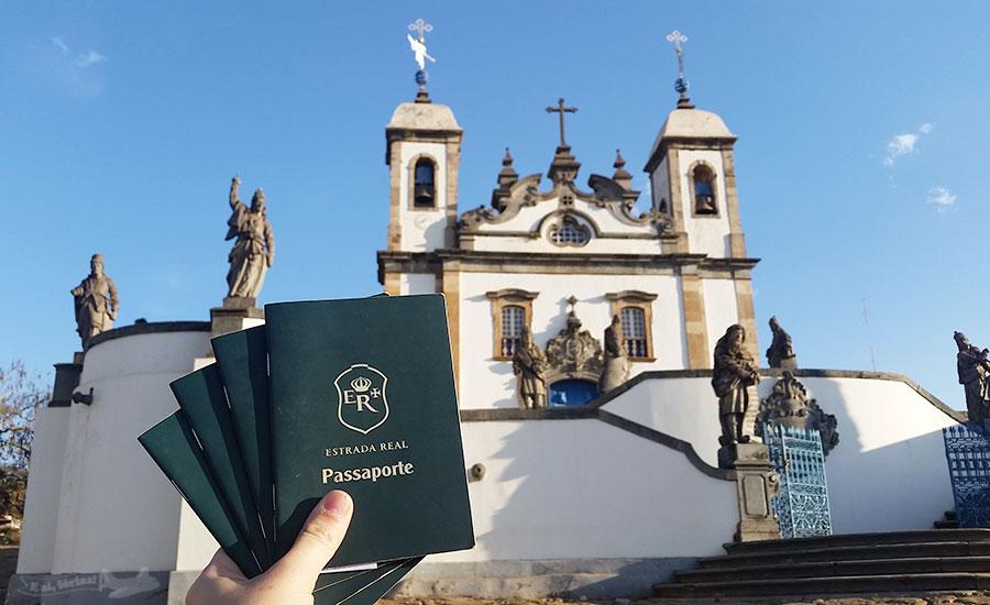 Congonhas, Caminho Velho, Estrada Real, Minas Gerais, Santuário de Bom Jesus do Matosinho