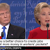 'I'll release tax records when Hillary releases 33,000 deleted emails' - All the major talking points of the U.S Presidential debate