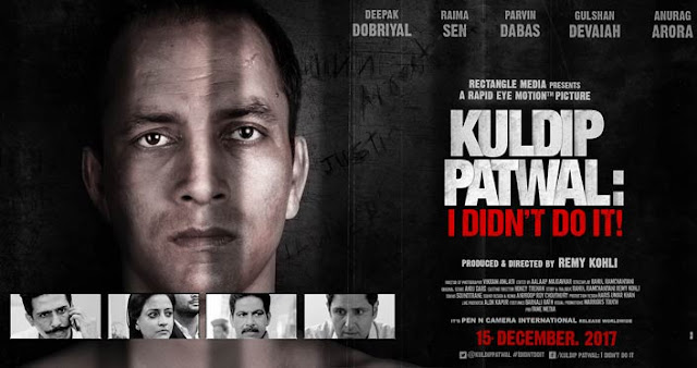 Kuldip Patwal: I Didn't Do It! Movie Reviews, Ratings, Short Story and Box-Office Collection