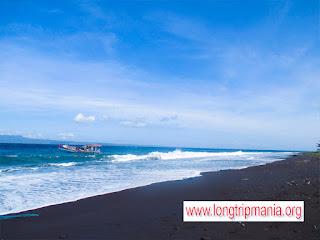 Tempat Wisata Pantai Monggalan Kusamba Klungkung Bali