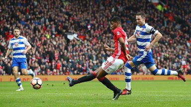 FA CUP RESULT: Manchester United 4-0 Reading