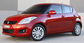 new suzuki swift 2013 third generation