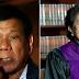 """LOOK: Kagimbal-gimbal na pagsupalpal ni Duterte kay Conchita Morales: """"Kailan ka pa naging spokesperson ng mga kriminal? Rendahan mo bibig mo"""""""