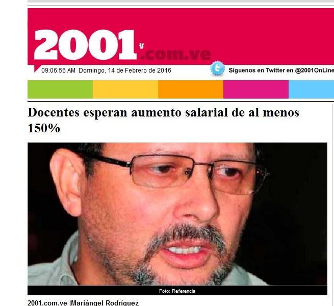 Contrato De Docentes 2016 Venezuela   newhairstylesformen2014.com