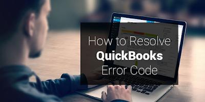 how to resolve quickbooks error codes