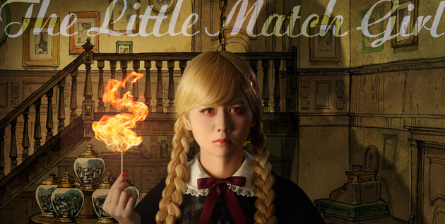 The Little Match Girl official site
