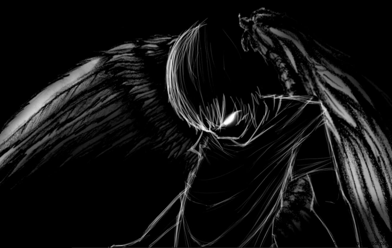 Emo Angel Boy Wallpaper All Wallpapers Desktop