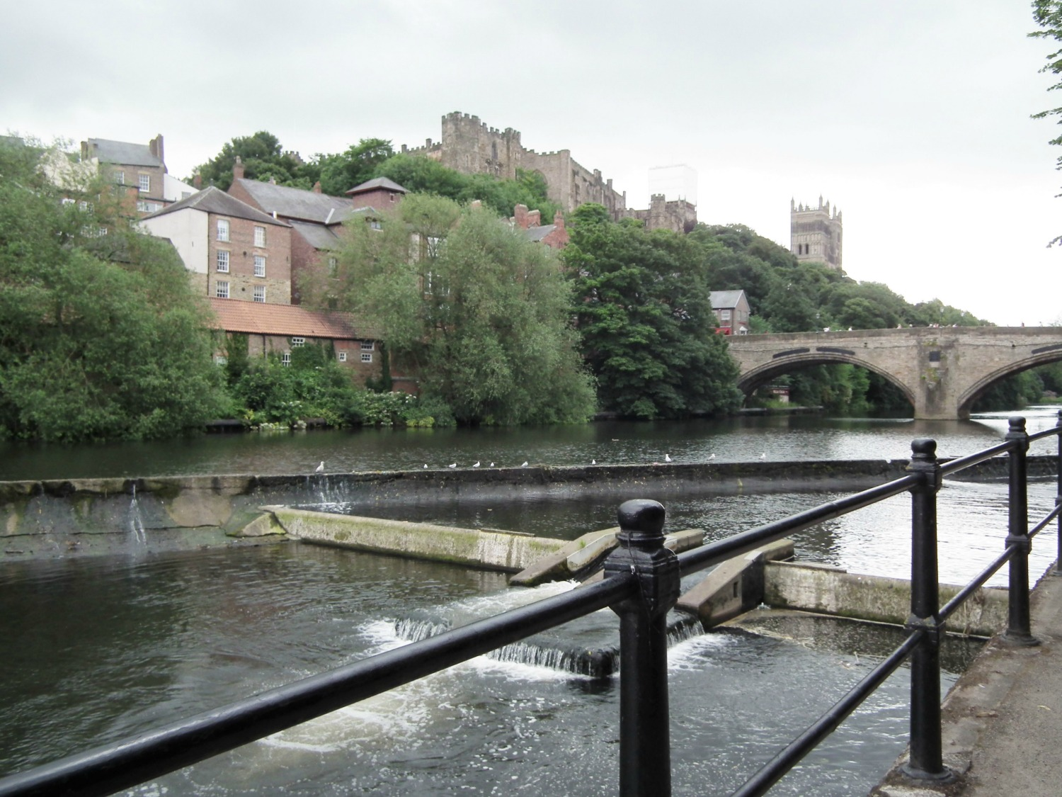 River Wear, Durham