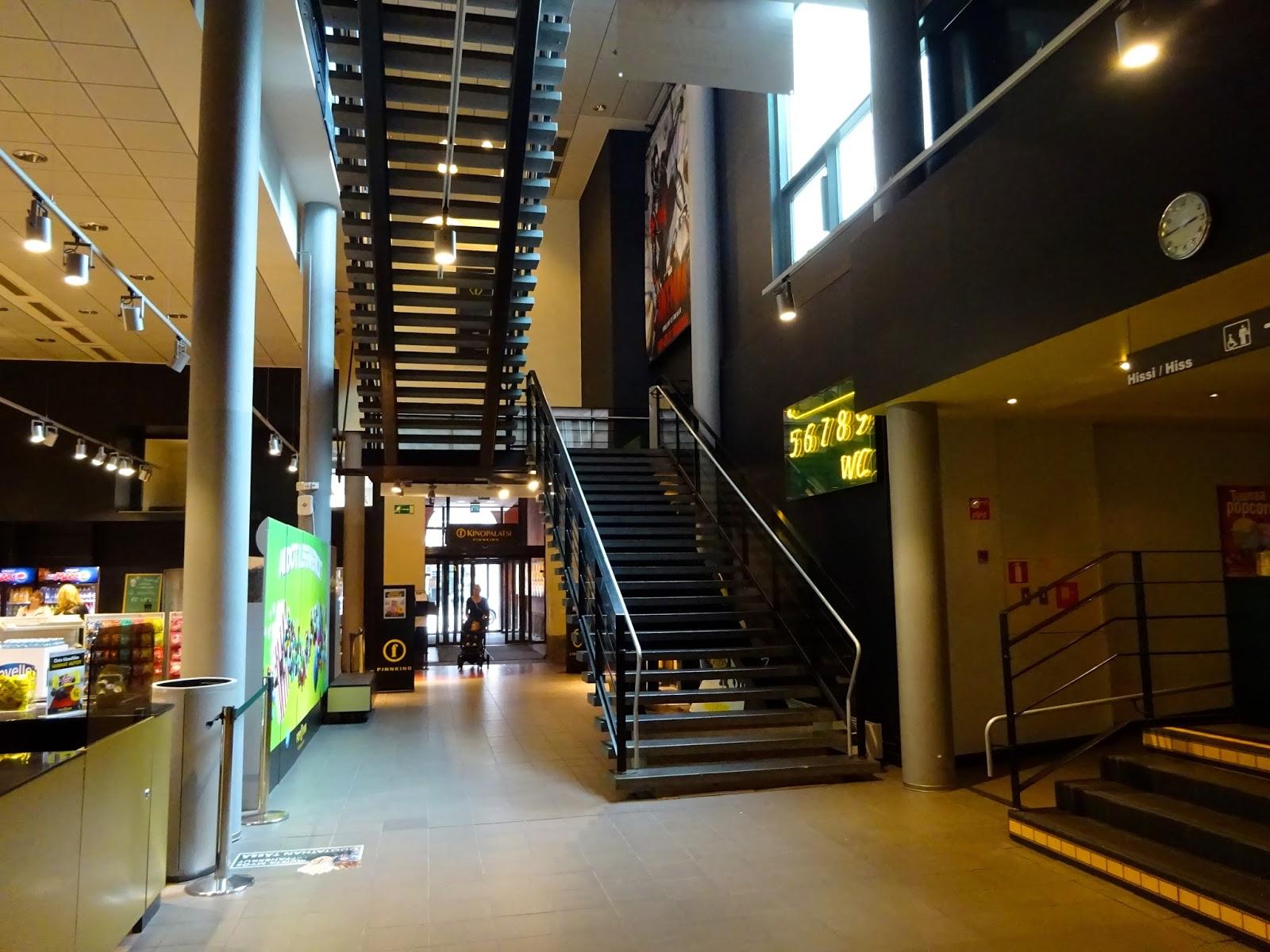 Elokuvateattereita: Finnkino Kinopalatsi (Turku)