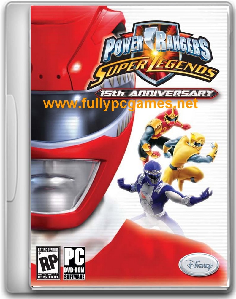 Free Download PC Games and Software: Power Rangers Super ...