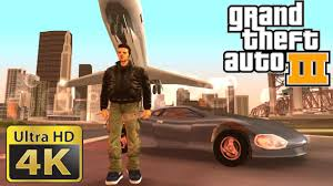 Grand Theft AutoIII / GTA 3 - Full Game For PC - Compressed - Free Download | 90 MB