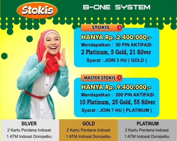 Stockist B-One System